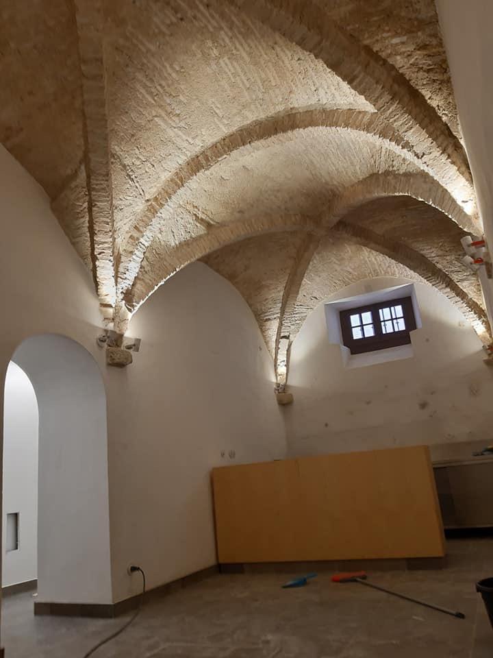 Teto do Palácio Nacional de Sintra - JHSF