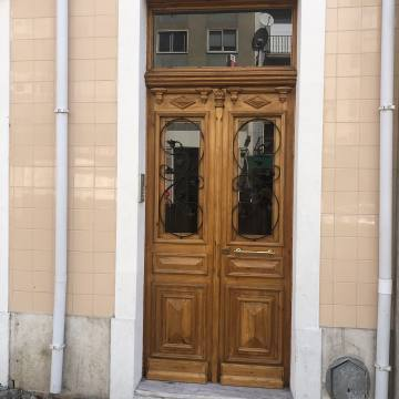 Restauro de Porta - JHSF