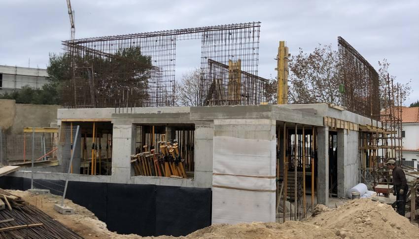 Construção de Raiz - JHSF
