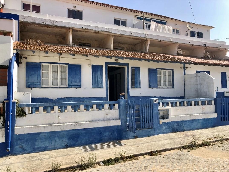 Restauro Casa Ericeira - JHSF
